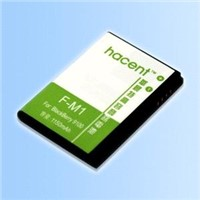 Mobile Phone Battery for BlackBerry 9100 Lithium-ion Battery with 1,150mAh Capacity