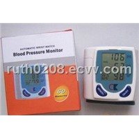 Blood pressure montor.BP monitor,test the patient blood pressure