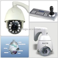 CCTV Security Mini PTZ IR High Speed Dome Camera
