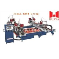 CNC Four-Point Crimping Machine / CNC Machine