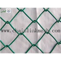 Chain Link Fence Fabric (Galvanized & PVC Coated)