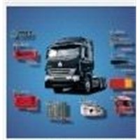 Chinese Truck Spare Part/Sinotruk Howo/Shacman/Foton/Faw/Dongfeng/Beiben