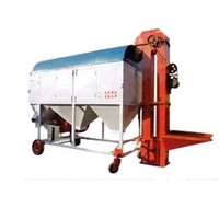 Combined Medium Type Vibrating Screen Cleaning Sieve