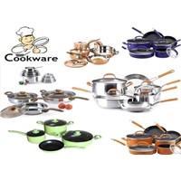 buying n sourcing agent for Cookware Sets with shipping handle