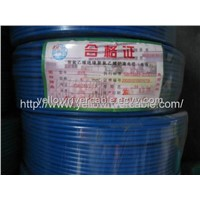 Copper Core PVC Insulated Flexible Cable (Blue)