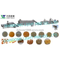 Core Filling/Inflating  Snacks Process  Line
