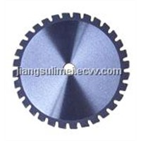Cut alloy films&jiangsu limei tools - Sintered Continuous Saw Blade products