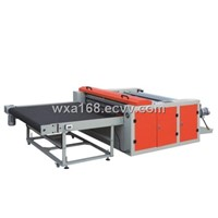 Cutting & Sealing Bottom Welding Bag Making Machine