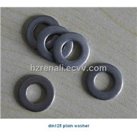 DIN125 plain washer