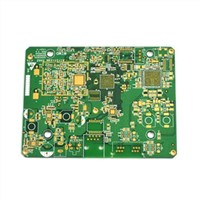 DVB-receiver PCB assembly ,PCB/PCBA OEM/ODM services