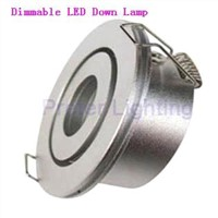 Dimmable LED Down Lamp