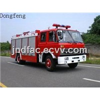 Dongfeng Fire Fighting Equipment (5000L Water / 1000L Foam)