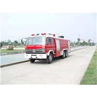 Dongfeng Heavy Duty Fire Truck 10000L