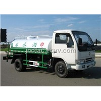 Mini Spraying Water Treatment Truck