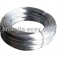 Electro Galvanized Stainless Steel Wire