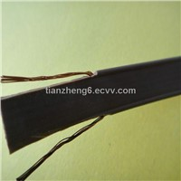 Flat wire power cable (TVVB)