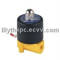 Fluid(water) Solenoid Valves 2W Series