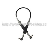 Forklift Parts S4S (old) Trans Control Cable for Misubishi