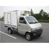 Foton Aoling Panel Road Wrecker Truck