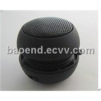 Free Free Shipping+New Style 10pcs/lot Portable Rechargeable USB Mini Speaker for MP3 MP4 player