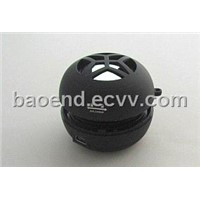 Free Shipping!Portable Rechargeable USB Mini Speaker, Computer Speaker