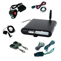 GSM+GPS Car Alarm System Frequency:850/900 /1800 /1900MHz