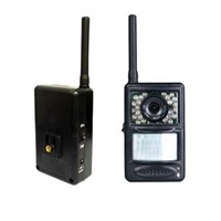 GSM/MMS Home Security System with Camera