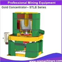 Gold concentrator for Rock gold