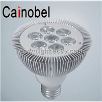 Good sale 7W LED spotlight PAR30 direct bulb replacements  CA-SL-A059-7X1W  cainobel CE UL