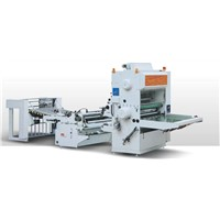 HIGH-PRECISION MULTI-PURPOSE LAMINATING MACHINE model YFFM-1100B