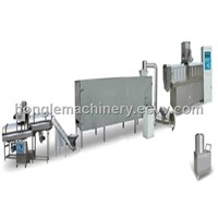 Multifunction Puffed Food Processing Line (HL-100)