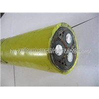 HV Al/XLPE/PVC/STA Power Cable