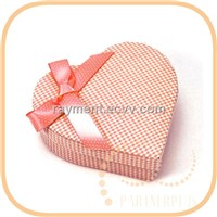 Heart-shaper Paper Gift Box