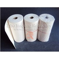Heat insulation ceramic fibre paper