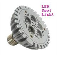 High Power LED Spot Light (Pl-Bu-E27w5x1-B)