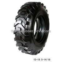 High performance of bias skid steer loader tyre size 15-19.5 hot sales in USA market