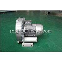 High pressure gas air blower