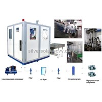 High quality 3-5 gallon pc bottle blow molding machine with good price !