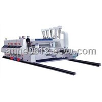 High speed Automatic 3 color Printing Slotting Machine