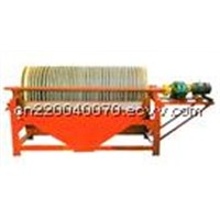High strength magnetic separator