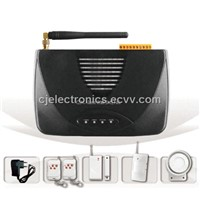 Home Security System - CJ-818M3D GSM Burglar Alarm System with Audio Message Recording