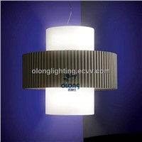 Home lighting,Fabric Pendant Light, Suitable for Home Mall and Hotel Decorations