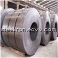 Hot rolled steel coil or plate