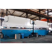 Hydraulic Guillotine Sheet Metal Machine