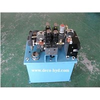 Hydraulic Power Pack For Cnc