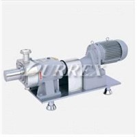 Hygienic Safety Valve Lobe Pump