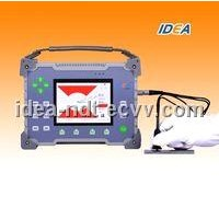 IDEA-3F Digital (Conductivity & Thickness) Eddy Current Testing Gauge