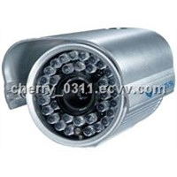 IR weatherproof box camera,IR 50m and lens option