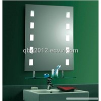 Illuminated Bathroom Mirror,LED Bath Mirror,Lighted Backlit mirror