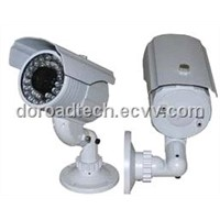 CCTV Security System - Indoor CCD CCTV Camera System / CCTV Dome Camera